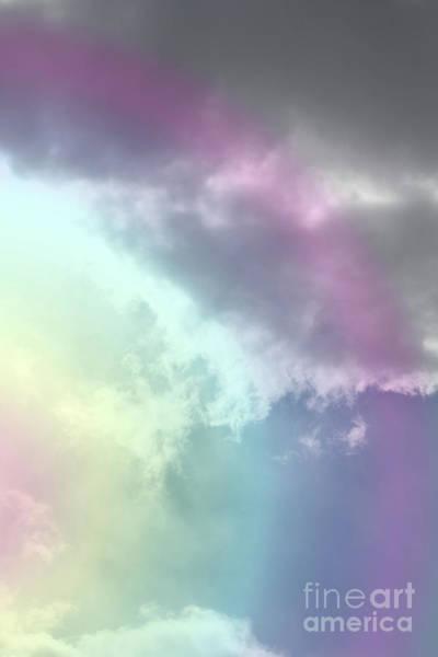 Photograph - Cloud And Sundog by Donna L Munro