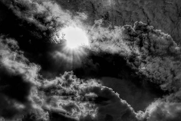 Jocky Photograph - Cloud-art #1 On 21 August 2018. by Nawfal Johnson