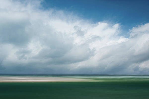 Cloud Bank Over Chatham Art Print