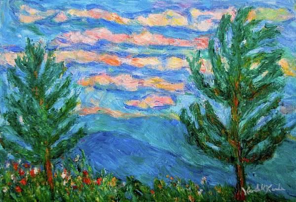 Painting - Cloud Color by Kendall Kessler