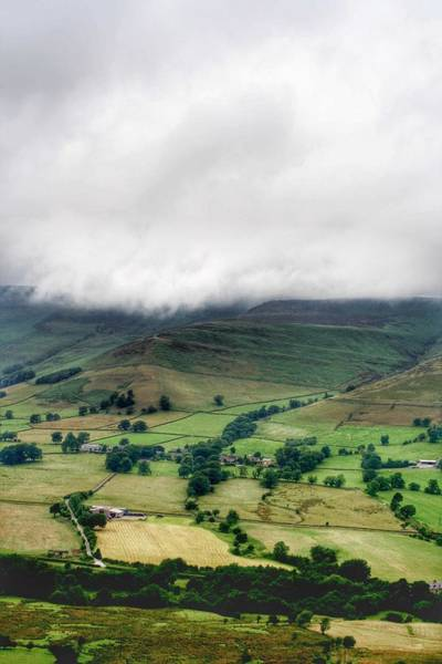 Photograph - Cloud Cover by Abbie Shores