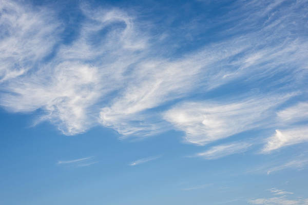 Photograph - Cloud Faces by Robert Potts