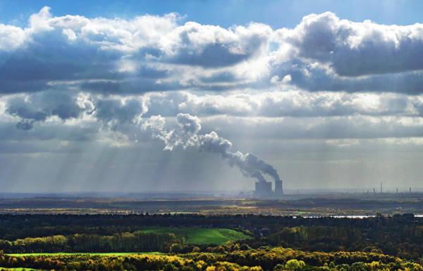 Wall Art - Photograph - Cloud Factory by Kyle Goetsch