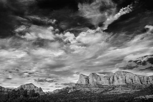 Photograph - Cloud Formation Hwy 179 Sedona Az by Bob Coates