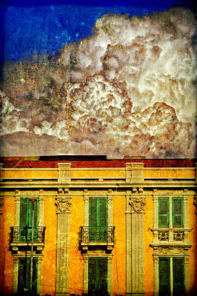 Photograph - Cloud Like Whipped Cream by Silvia Ganora