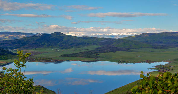 Photograph - Cloud Mirror  by Kevin  Dietrich