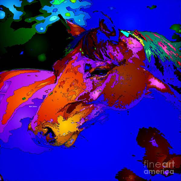 Digital Art - Cloud Nine by Rafael Salazar