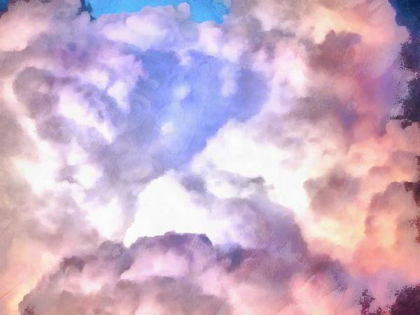 Photograph - Cloud Sculpting 2 by Dorothy Berry-Lound