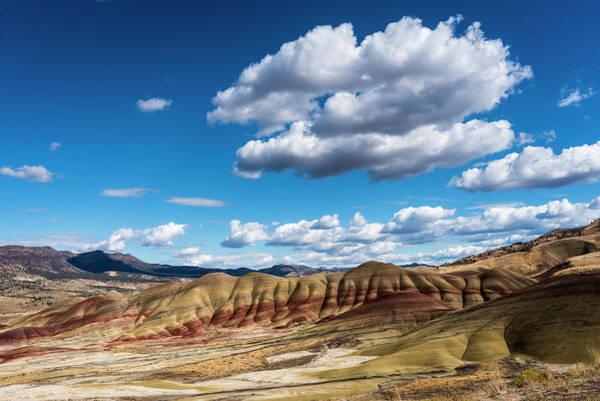 Photograph - Cloud Shadow by Robert Potts