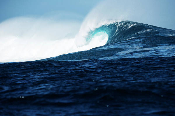 Photograph - Cloudbreak Empty 2 by Brad Scott