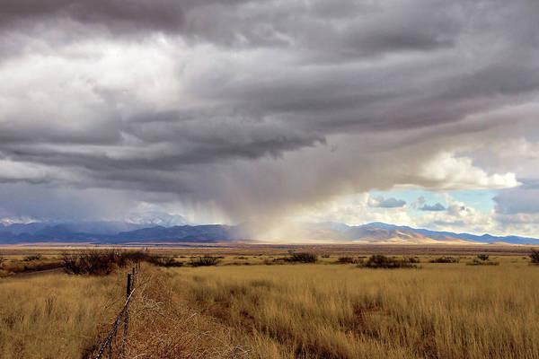 Photograph - Cloudburst by Leda Robertson