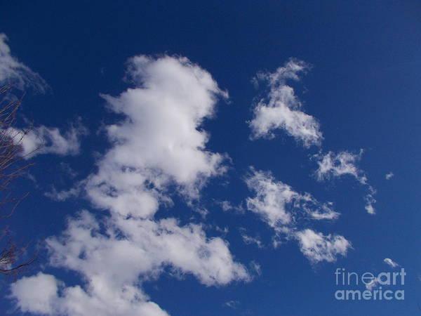 Wall Art - Photograph - Clouds 15 by Angelika Heidemann