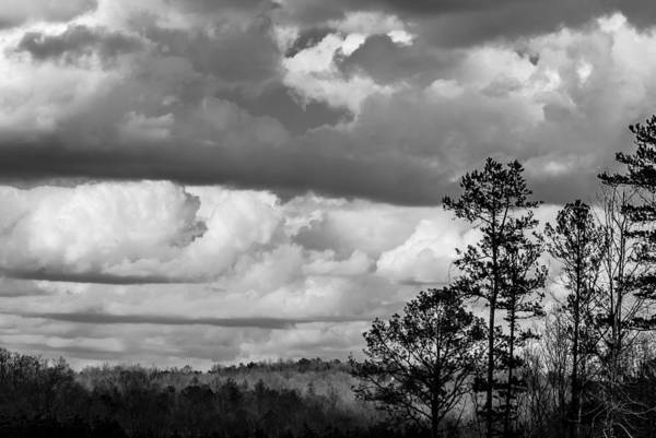 Photograph - Clouds 2 by James L Bartlett