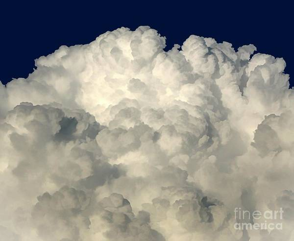 Photograph - Clouds 8 by Rose Santuci-Sofranko