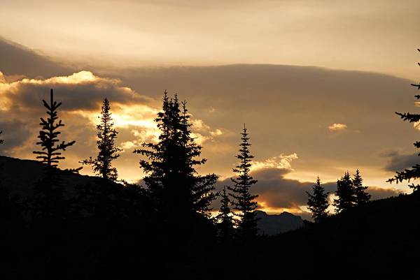 Photograph - Clouds At Sunrise by Larry Ricker