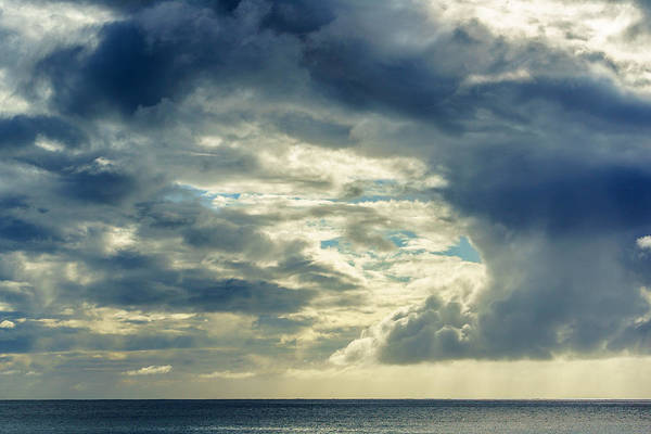 Pray For Love Wall Art - Photograph - Clouds by Chris and Wally Rivera