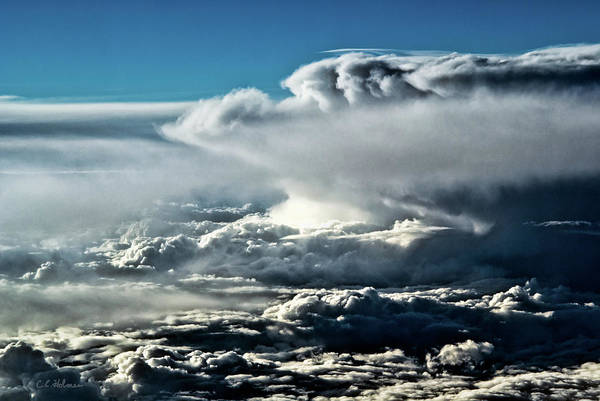 Photograph - Clouds by Christopher Holmes