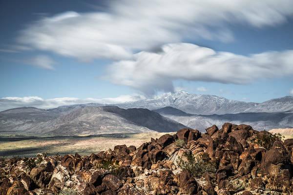 Photograph - Clouds Dances I by Alexander Kunz