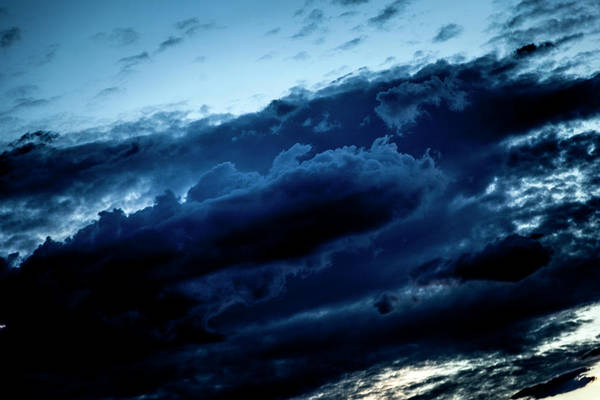 Photograph - Clouds Fall by Eric Christopher Jackson