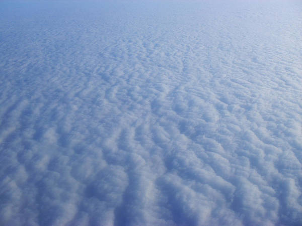 Photograph - Clouds From The Plane Ix by Emiliano Giardini