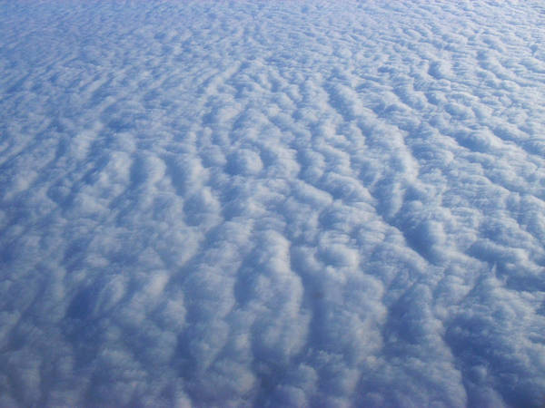 Photograph - Clouds From The Plane Xii by Emiliano Giardini