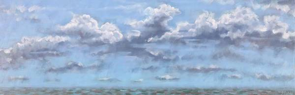 Painting - Clouds 2 by Gary M Long