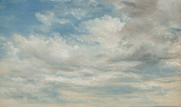 Painting - Clouds by John Constable