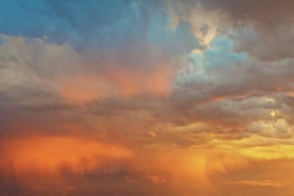 Photograph - Clouds Of Glory by Flying Z Photography by Zayne Diamond