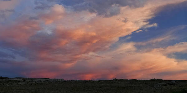Photograph - Clouds On Fire by Wes and Dotty Weber
