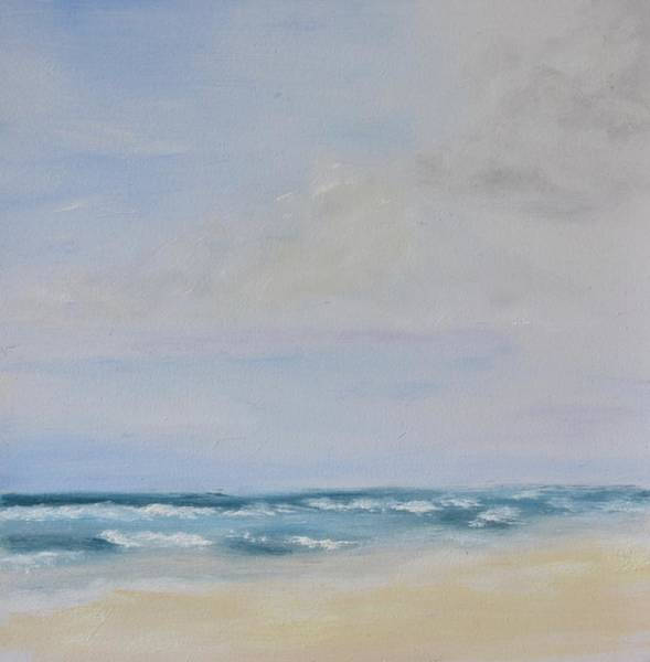Painting - Clouds Over The Atlantic by Emily Warren