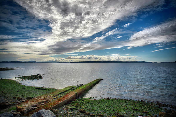 Photograph - Clouds Over The Bay by Barry Weiss