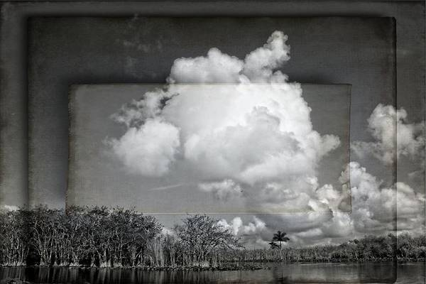 Photograph - Clouds Over The Glades by Alice Gipson