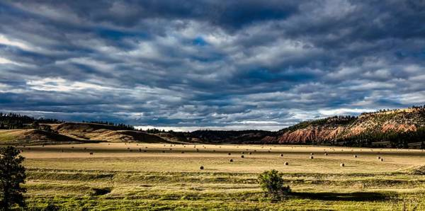 Crooked River Photograph - Clouds Over The Valley by L O C