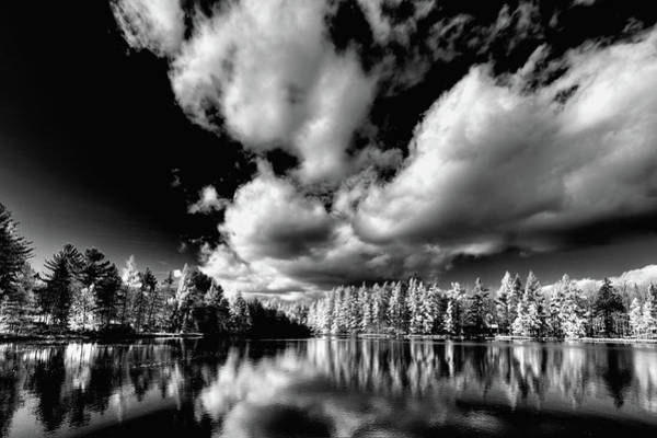 Photograph - Clouds Over Woodcraft by David Patterson