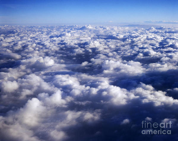 Photograph - Clouds by Phillip Hayson