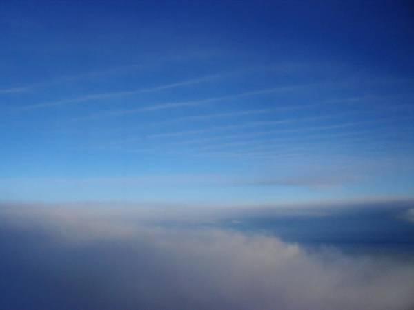 Photograph - Clouds Vi -12 Feb 2010 by Emiliano Giardini
