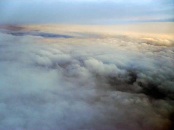 Photograph - Clouds Vii -12 Feb 2010 by Emiliano Giardini