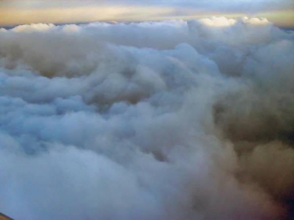 Photograph - Clouds X-12 Feb 2010 by Emiliano Giardini