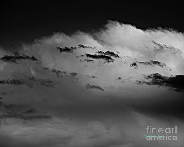 Photograph - Clouds X by Charles Muhle