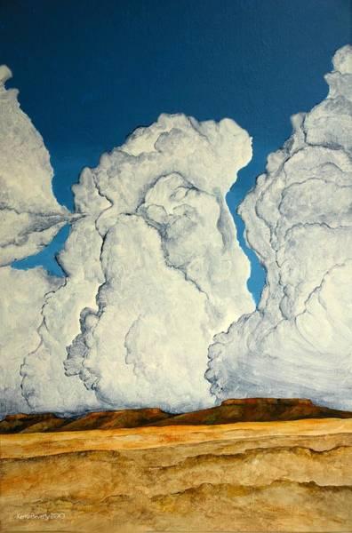 Cloudscape A Art Print