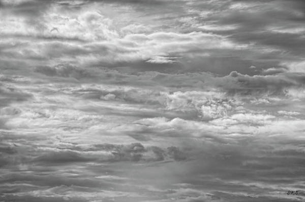 Photograph - Cloudscape No. 8 by David Gordon
