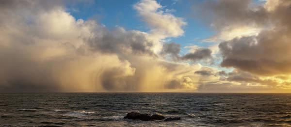 Photograph - Cloudscape Pano by Cliff Wassmann