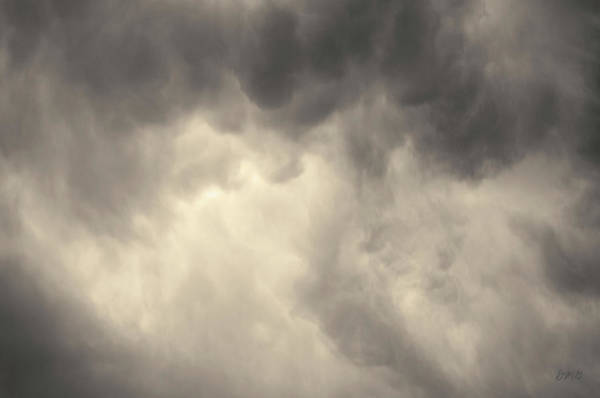 Photograph - Cloudscape X Toned by David Gordon