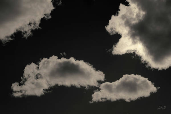 Photograph - Cloudscape Xviii Toned by David Gordon