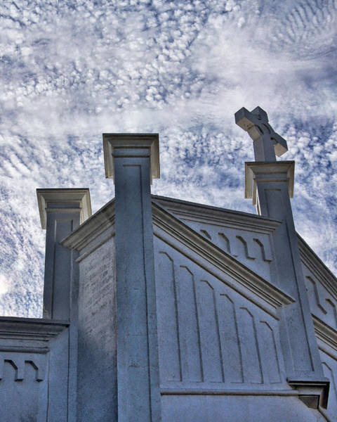 Photograph - Cloudy Faith by Bob Slitzan