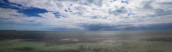 Photograph - Cloudy Key West Panorama by Bob Slitzan