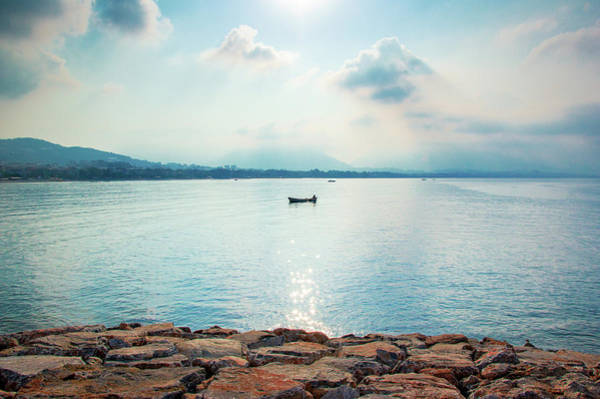 Photograph - Cloudy Sky In Alanya by Sun Travels