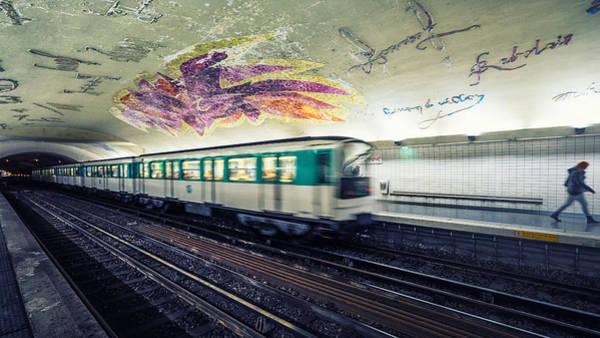 Photograph - Cluny - La Sorbonne by James Billings