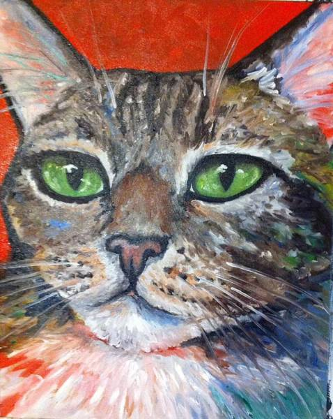 Painting - Clyde by Ana Marusich-Zanor