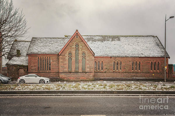 Wall Art - Photograph - Clydebank Abandoned Church by Antony McAulay